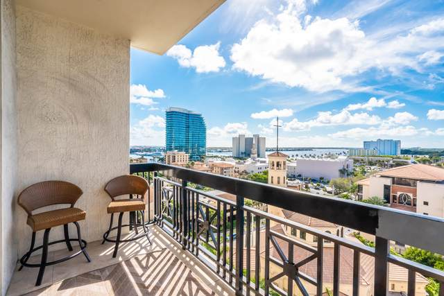 801 S Olive Avenue #804, West Palm Beach, FL 33401 (#RX-10602931) :: Ryan Jennings Group