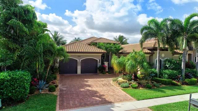 8462 Hawks Gully Avenue, Delray Beach, FL 33446 (#RX-10602937) :: Ryan Jennings Group