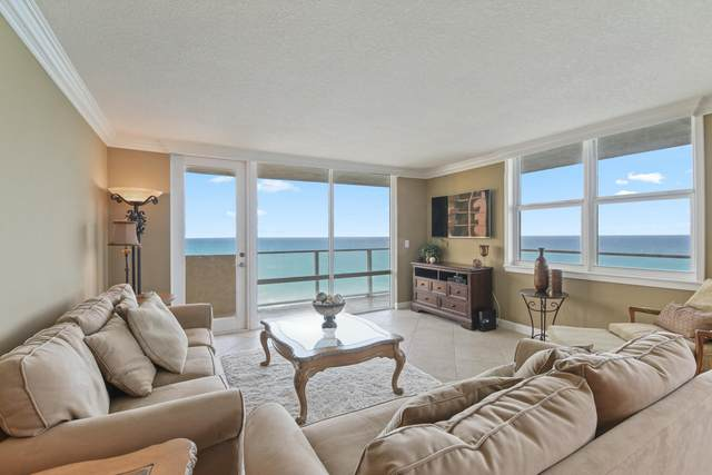 5440 N Ocean Drive #1406, Singer Island, FL 33404 (MLS #RX-10602944) :: Elite Properties and Investments