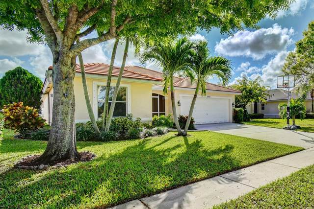 5885 Las Colinas Circle, Lake Worth, FL 33463 (#RX-10602951) :: Ryan Jennings Group