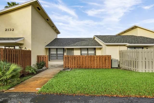 431 Jupiter Lakes Boulevard 2132 B, Jupiter, FL 33458 (#RX-10602971) :: Ryan Jennings Group