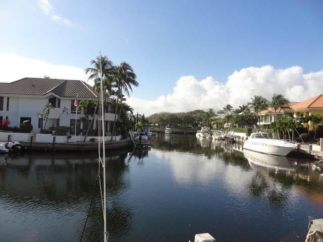 5330 Boca Marina Circle N, Boca Raton, FL 33487 (MLS #RX-10602978) :: Laurie Finkelstein Reader Team