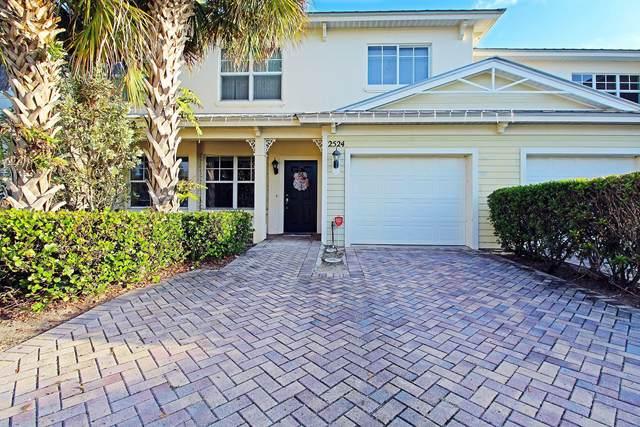 2524 Creekside Drive, Fort Pierce, FL 34981 (#RX-10602990) :: Ryan Jennings Group
