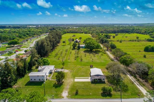 5245 Edwards Road, Fort Pierce, FL 34981 (#RX-10602993) :: Ryan Jennings Group