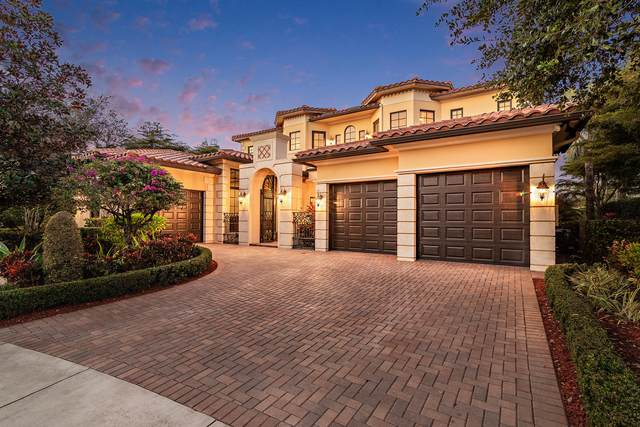 8393 Del Prado Drive, Delray Beach, FL 33446 (#RX-10603033) :: Ryan Jennings Group