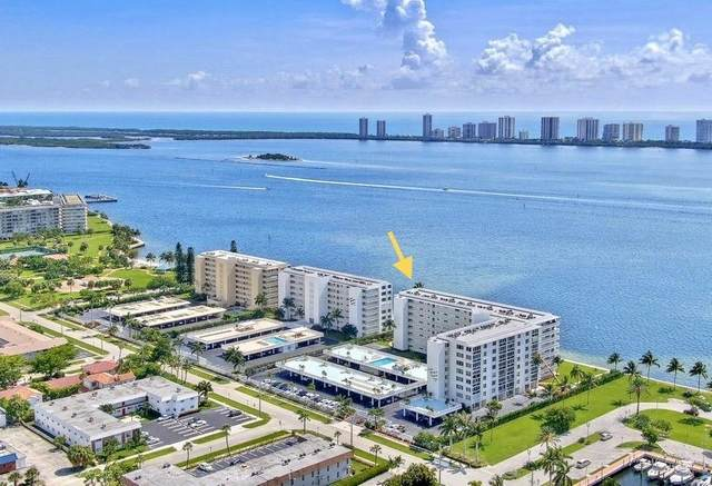 301 Lake Shore Drive #501, Lake Park, FL 33403 (#RX-10603035) :: Ryan Jennings Group