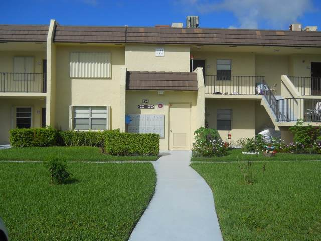 154 Lake Meryl Drive #154, West Palm Beach, FL 33411 (#RX-10603046) :: Ryan Jennings Group
