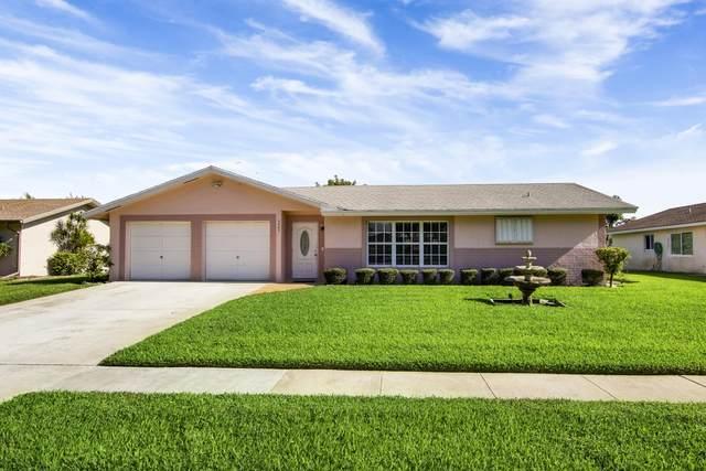 2045 Pinehurst Drive, West Palm Beach, FL 33407 (#RX-10603048) :: Ryan Jennings Group