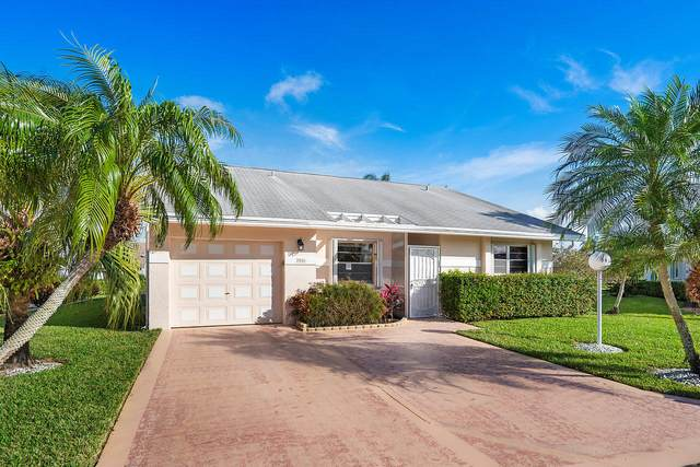 3826 Da Vinci Circle, West Palm Beach, FL 33417 (#RX-10603064) :: Ryan Jennings Group