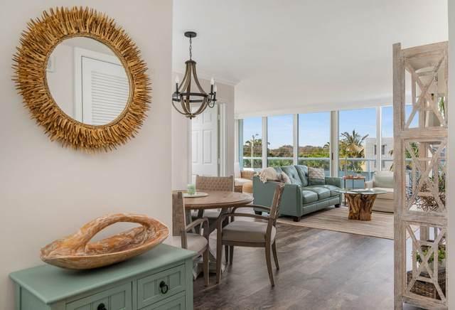 3554 Ocean Drive #301, Vero Beach, FL 32963 (#RX-10603069) :: The Reynolds Team/ONE Sotheby's International Realty