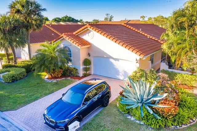 16433 Del Palacio Court, Delray Beach, FL 33484 (#RX-10603075) :: Ryan Jennings Group