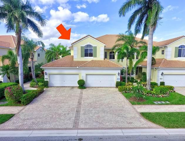 113 Palm Bay Drive C, Palm Beach Gardens, FL 33418 (MLS #RX-10603081) :: The Jack Coden Group