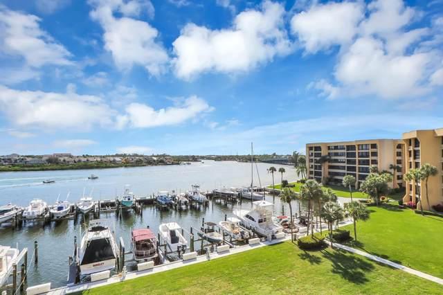 1648 Jupiter Cove Drive 514B, Jupiter, FL 33469 (MLS #RX-10603089) :: Castelli Real Estate Services