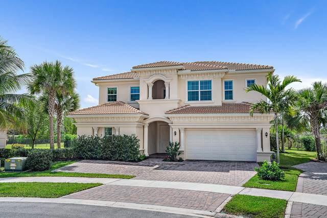 320 Carina Drive, Jupiter, FL 33478 (MLS #RX-10603099) :: Castelli Real Estate Services