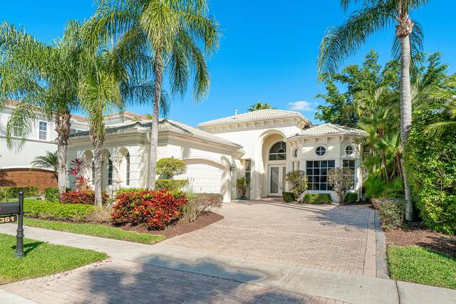 6361 Via Venetia N, Delray Beach, FL 33484 (#RX-10603104) :: Ryan Jennings Group