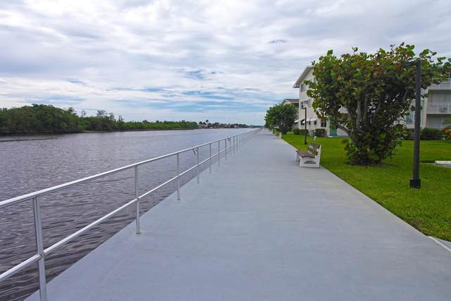 560 Horizons W #108, Boynton Beach, FL 33435 (MLS #RX-10603142) :: Berkshire Hathaway HomeServices EWM Realty