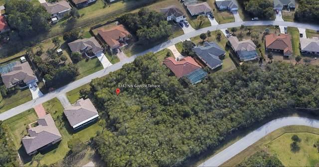 6143 NW Gaylord Terrace, Port Saint Lucie, FL 34953 (MLS #RX-10603143) :: Berkshire Hathaway HomeServices EWM Realty