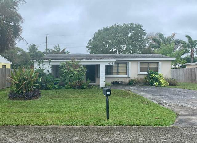 4332 S Mary Circle, Palm Beach Gardens, FL 33410 (MLS #RX-10603152) :: The Jack Coden Group