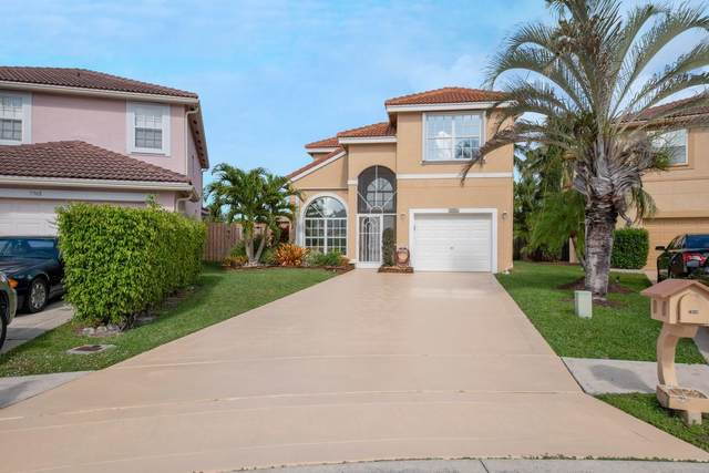 7952 La Rose Court, Lake Worth, FL 33467 (#RX-10603169) :: The Reynolds Team/ONE Sotheby's International Realty