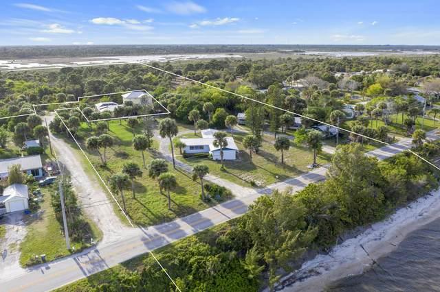 11927 S Indian River Drive, Jensen Beach, FL 34957 (#RX-10603175) :: Ryan Jennings Group