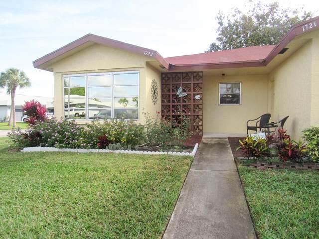 1723 N Dovetail Drive #0, Fort Pierce, FL 34982 (#RX-10603183) :: Ryan Jennings Group