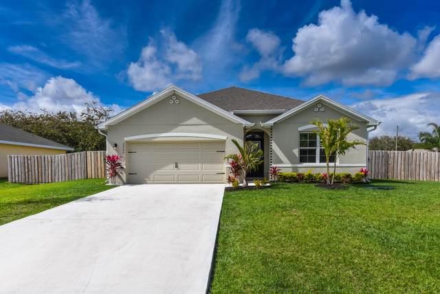 2902 SW Van Buren Terrace, Port Saint Lucie, FL 34953 (#RX-10603189) :: Ryan Jennings Group