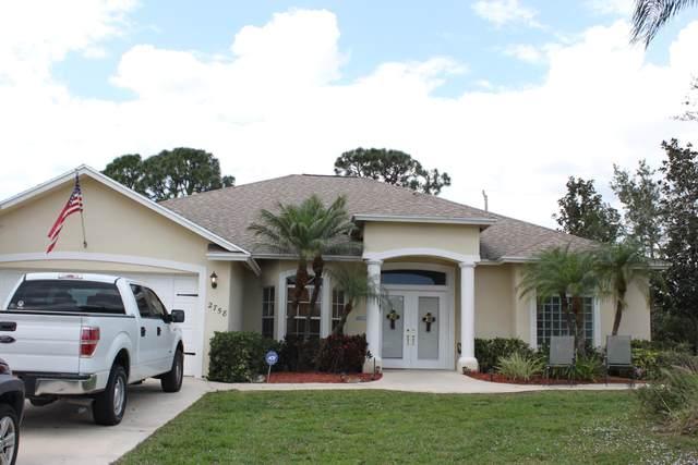 2758 SW Savona Boulevard, Port Saint Lucie, FL 34953 (#RX-10603204) :: Ryan Jennings Group