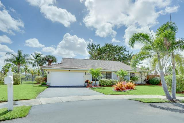 7600 NW 18th Court, Margate, FL 33063 (MLS #RX-10603209) :: The Jack Coden Group