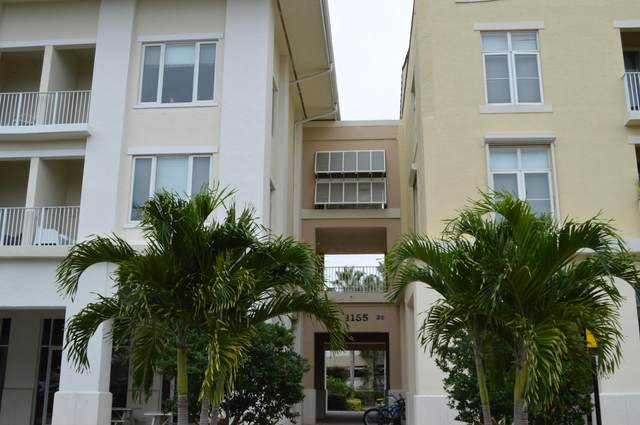 1155 Main Street #209, Jupiter, FL 33458 (MLS #RX-10603211) :: Castelli Real Estate Services