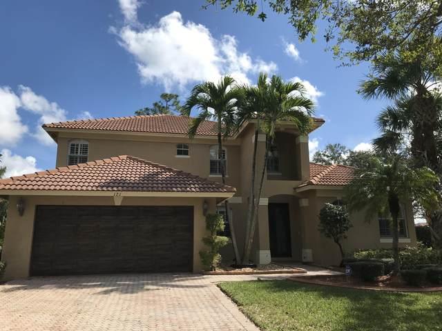 121 Silver Bell Crescent, Royal Palm Beach, FL 33411 (#RX-10603249) :: Ryan Jennings Group