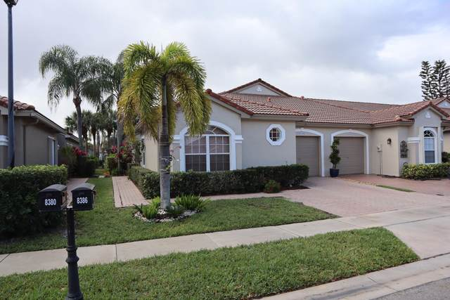 8386 Via Serena, Boca Raton, FL 33433 (#RX-10603285) :: Ryan Jennings Group