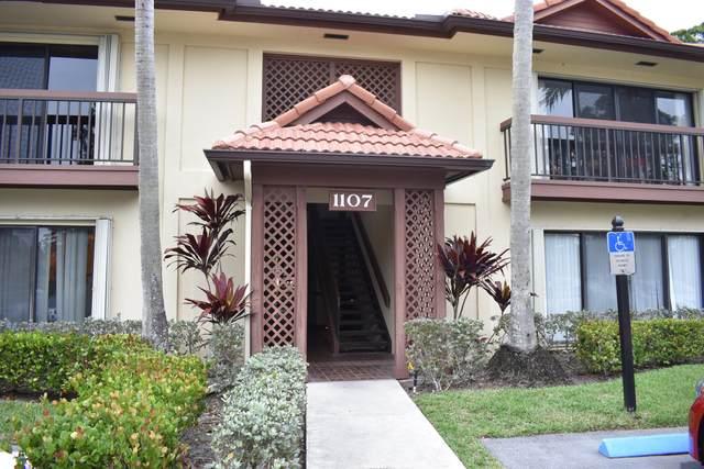 1107 Duncan Circle #102, Palm Beach Gardens, FL 33418 (MLS #RX-10603288) :: The Jack Coden Group