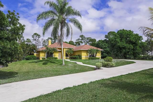 14915 Snail Trail, Loxahatchee, FL 33470 (MLS #RX-10603295) :: Berkshire Hathaway HomeServices EWM Realty