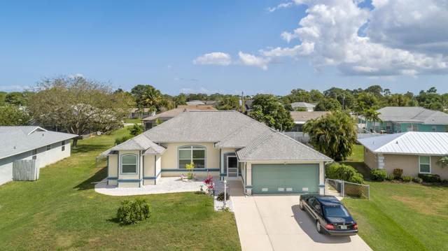 2457 SE Shipping Road, Port Saint Lucie, FL 34952 (#RX-10603304) :: Ryan Jennings Group