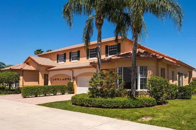 32 Monterey Pointe Drive, Palm Beach Gardens, FL 33418 (MLS #RX-10603322) :: The Jack Coden Group