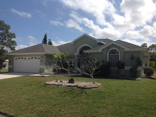 4541 NW Brownell Terrace, Port Saint Lucie, FL 34983 (#RX-10603334) :: Ryan Jennings Group