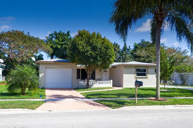 862 NW 69th Terrace, Margate, FL 33063 (MLS #RX-10603349) :: The Jack Coden Group