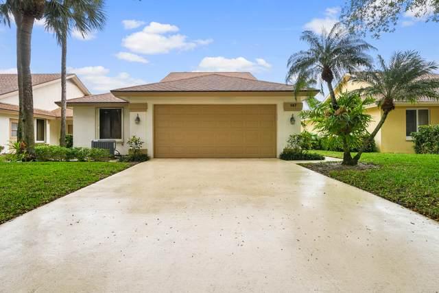 147 Cape Pointe Circle, Jupiter, FL 33477 (#RX-10603351) :: Ryan Jennings Group