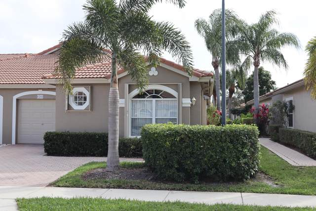 8380 Via Serena, Boca Raton, FL 33433 (#RX-10603354) :: Ryan Jennings Group