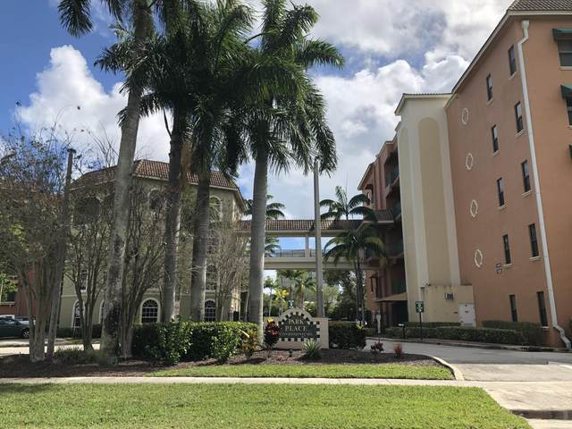 1650 Presidential Way #306, West Palm Beach, FL 33401 (MLS #RX-10603356) :: Laurie Finkelstein Reader Team
