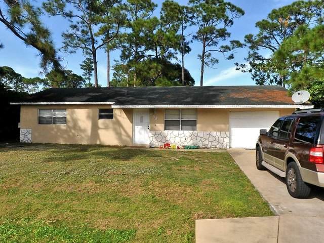 589 NW Cornell Avenue, Port Saint Lucie, FL 34983 (#RX-10603359) :: Dalton Wade