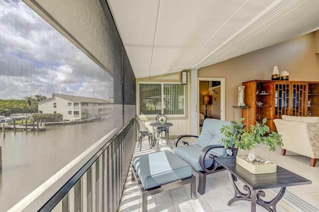 1456 NE Ocean Boulevard #5201, Stuart, FL 34996 (MLS #RX-10603360) :: Berkshire Hathaway HomeServices EWM Realty