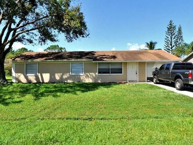 1168 SW Hutchins Street, Port Saint Lucie, FL 34983 (#RX-10603362) :: Dalton Wade