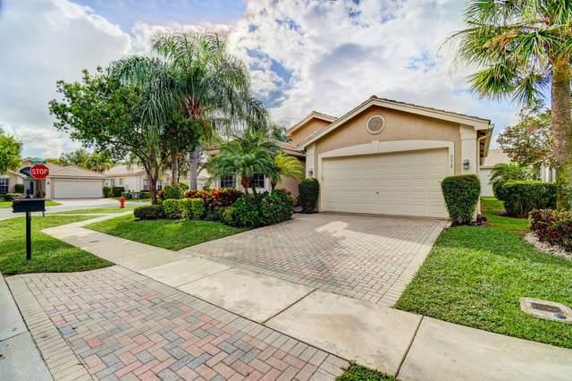 7010 Avila Terrace Way, Delray Beach, FL 33446 (#RX-10603369) :: Dalton Wade