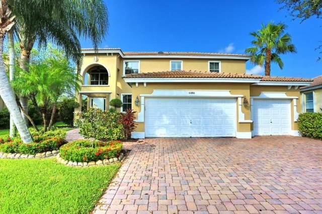 Address Not Published, Lake Worth, FL 33467 (MLS #RX-10603386) :: Berkshire Hathaway HomeServices EWM Realty