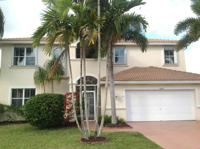 6483 Sand Hills Circle, Lake Worth, FL 33463 (#RX-10603400) :: The Reynolds Team/ONE Sotheby's International Realty