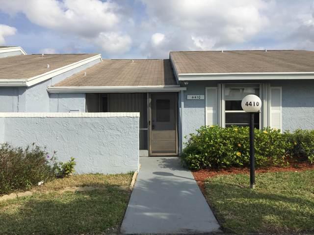 4410 Lucerne Villas Lane, Lake Worth, FL 33467 (#RX-10603432) :: Ryan Jennings Group