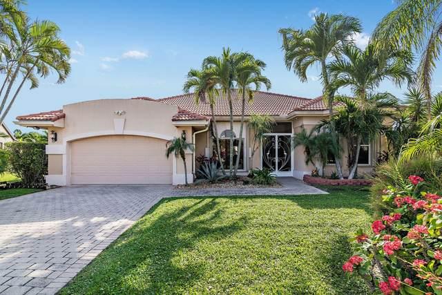 13486 William Myers Court, Palm Beach Gardens, FL 33410 (MLS #RX-10603434) :: Laurie Finkelstein Reader Team