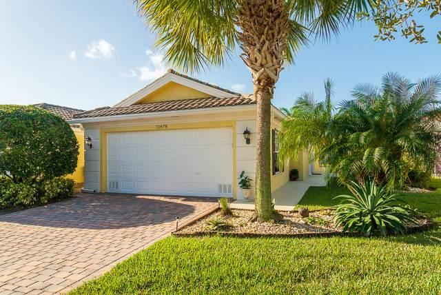 10676 SW Hartwick Drive, Port Saint Lucie, FL 34987 (#RX-10603444) :: Ryan Jennings Group