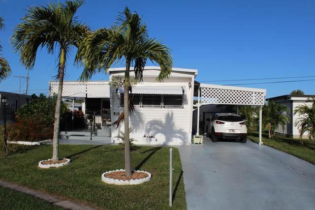 14680 Glenview Drive, Delray Beach, FL 33445 (MLS #RX-10603474) :: Laurie Finkelstein Reader Team